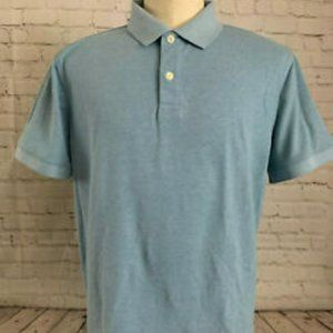 Men's Light Blue Slim Polo (ACCEPTING OFFERS)